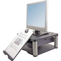 Fellowes 9169501. Soporte para monitor Plus grafito
