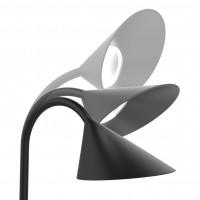 Unilux 400077405. Lámpara LED de escritorio SOL, color azul