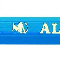 ALPINO AL010651. Estuche de 6 lápices cortos de colores surtidos