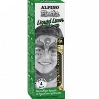 ALPINO DL000202. Caja 4 tubos de maquillaje Liquid Liner amarillo