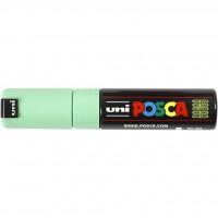 UNI POSCA PC-8K Verde claro. Marcador de pintura no permanente. Trazo 8,0 mm