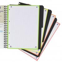 Oxford 400027275 Cuaderno A4+ School Europeanbook 4 tapa forrada 120 hojas