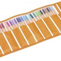 STABILO 8830-2. Estuche Rollerset 30 rotuladores Point 88 colores neon. Trazo 0.4 mm.