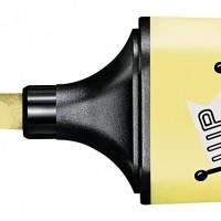 STABILO 07-144-7. Marcador fluorescente Boss MINI Pastellove Edition amarillo cremoso