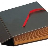 GRAFOPLÁS 02940010. Carpeta fuelle acordeón de PVC folio color negro