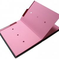 GRAFOPLÁS 06151210. Carpeta portafirmas de PVC espumado con 12 separaciones