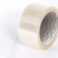 Q-Connect KF01791. Cinta adhesiva de polipropileno transparente 66 mt x 50 mm.