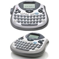 DYMO LetraTag LT100.  Rotuladora electrónica teclado QWERTY 2 líneas