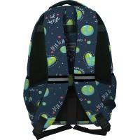 GRAFOPLAS 37502202. Mochila escolar Roomy Sé tú Planet