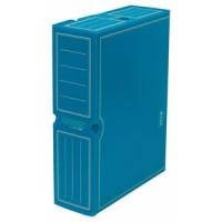 CARCHIVO 6035C. Caja archivo definitivo de polipropileno Folio 100 mm. Colores