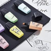 STABILO 07-155-7. Marcador fluorescente Boss MINI Pastellove Edition brisa violeta