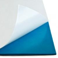 GRAFOPLAS 00037521. Pack 5 láminas de Goma Eva adhesiva de 40 x 60 cm. Color verde claro