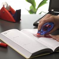 TESA 59090 Roller adhesivo desechable permanente ecológico 8,4 mm x 8,5 m