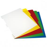 GRAFOPLAS 39404010. Carpeta de 40 fundas extraíbles In&Out A4 opaca, color negro